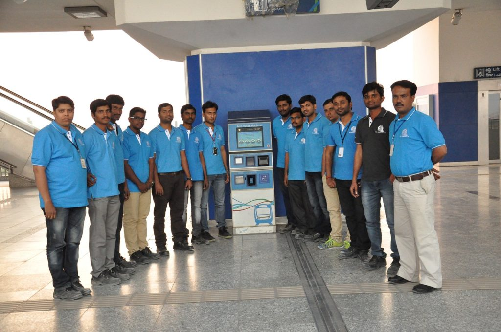 Automatic Fare Collection in Indian Railways