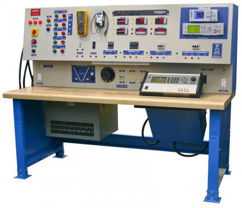 test bench in Industrial Automation Railways