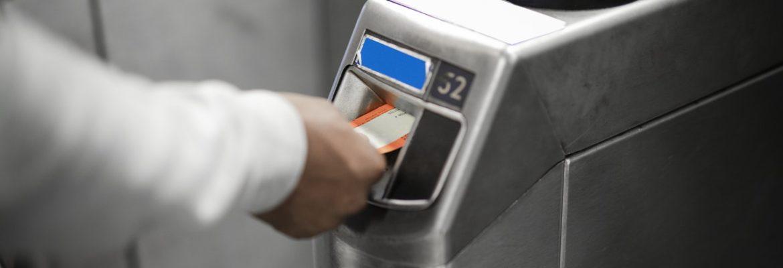 Dehi Metro Rail - Automatic Fare Gates