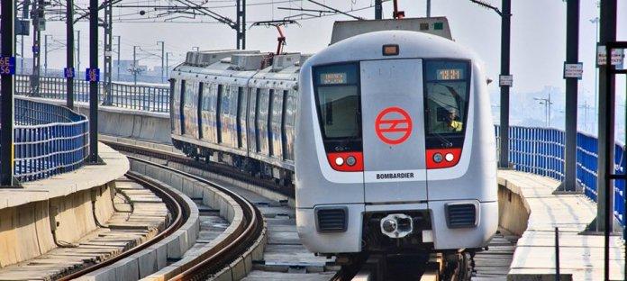 Delhi Metro Blue-Line