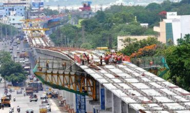 Hyderabad Metro Rail Services in Old city