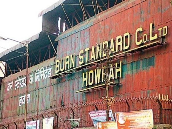 Burn Standard Company, KOLKATA