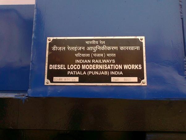 Diesel Locomotive Modernisation Works, Patiala